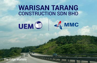 UEM, MMC, Warisan Tarang team up on Sabah part of highway
