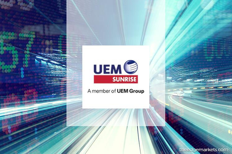 Stock With Momentum: UEM Sunrise Bhd