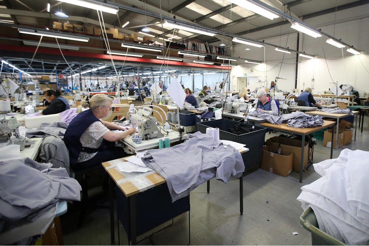 UK factory output grows at fastest rate since 2017 — PMI