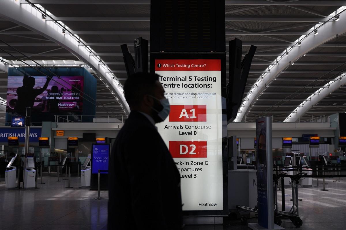 UK's Delta rollercoaster flips between virus horror and hope