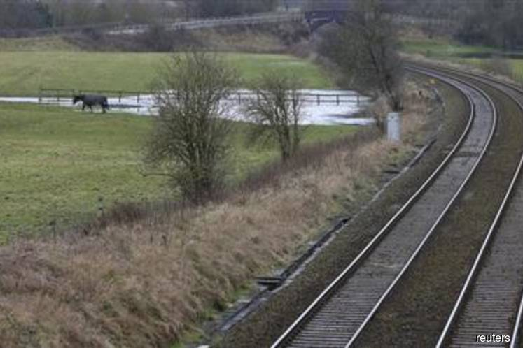 UK high-speed rail project could cost US$137b — FT