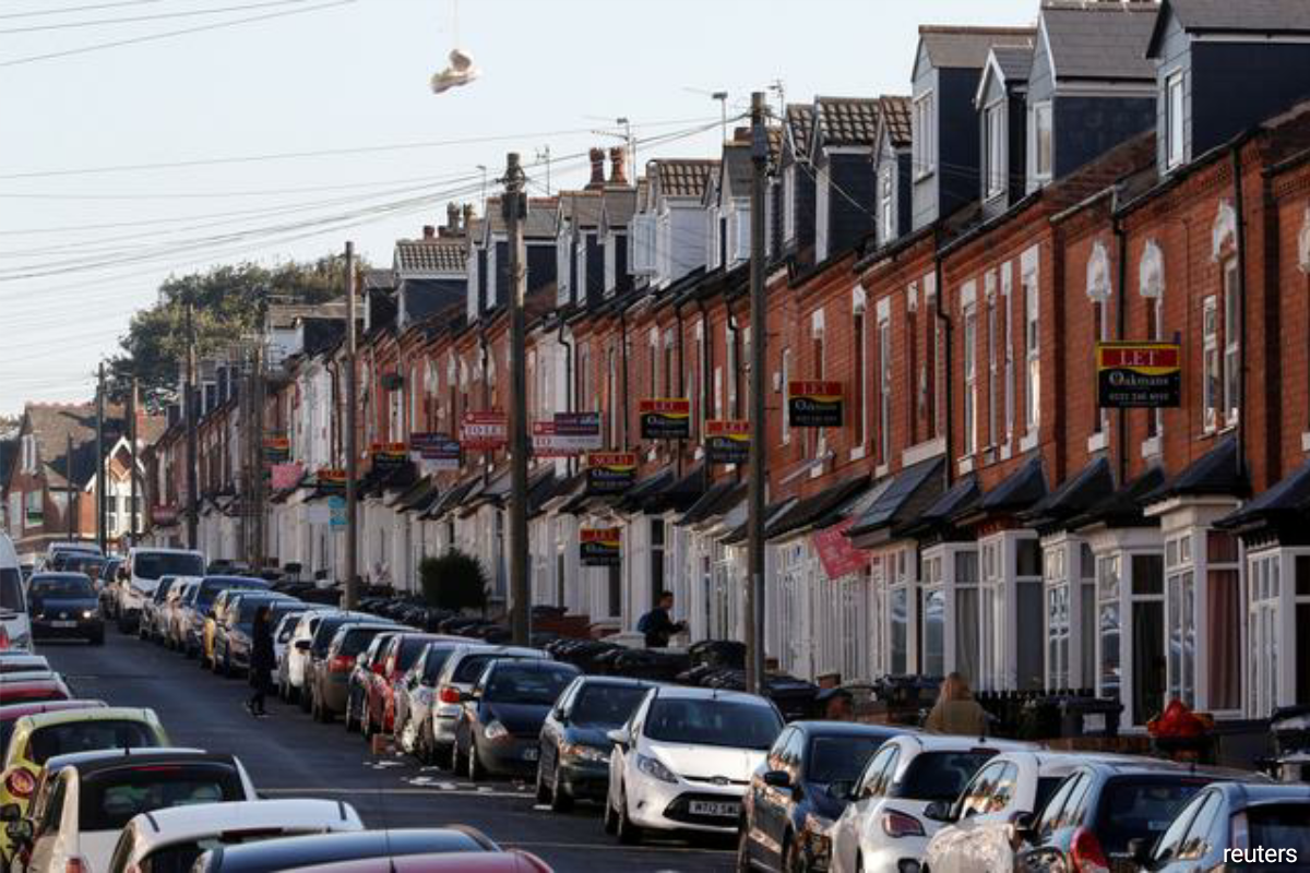 UK house price inflation hits highest in almost six years — Nationwide