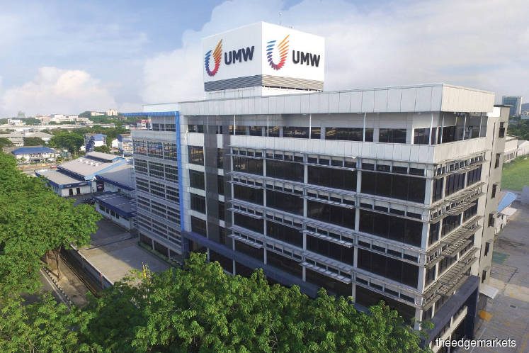 UMW's equipment earnings expected to grow
