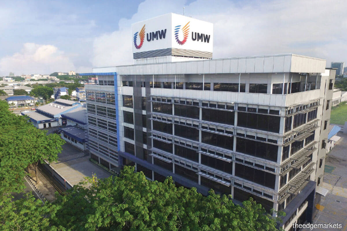 UMW is resuming its uptrend, says RHB Retail Research