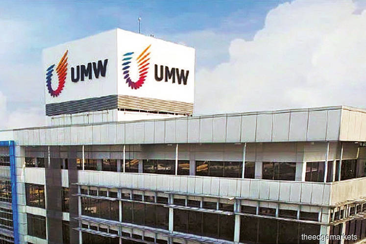 UMW revises 2Q net profit down 32% owing to a blunder