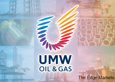 UMW-O&G takes delivery of 8th oil rig