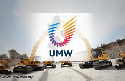 UMW Holdings down 4% as ringgit, oil price weaken