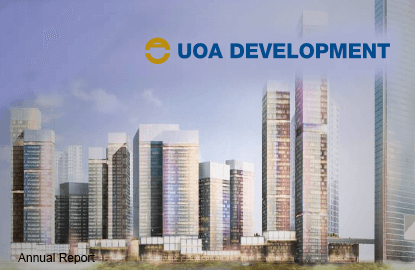 UOA's 2Q net profit falls 14% on year, revenue higher at RM326m