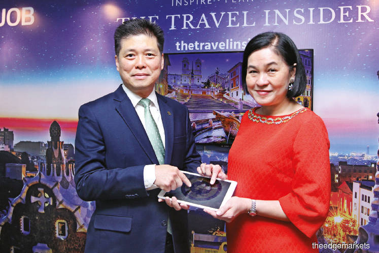 UOB launches online travel marketplace with extensive deals