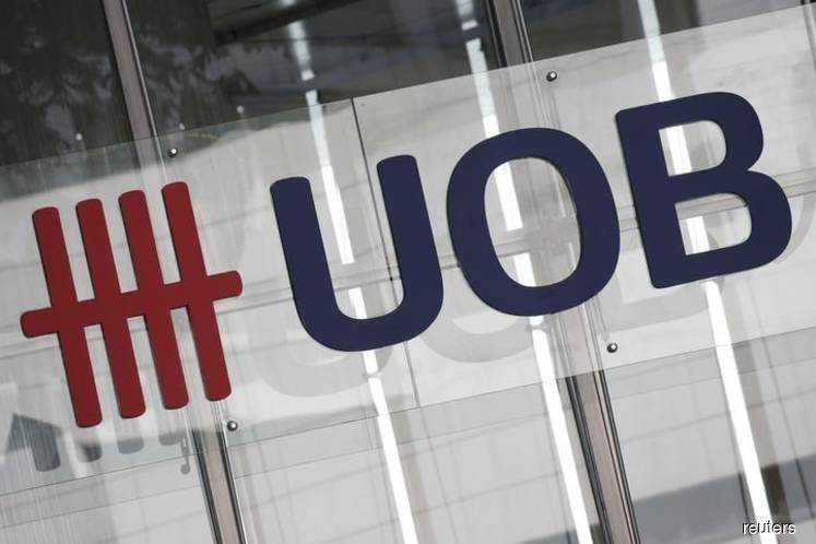 UOB reports 8% higher 1Q earnings of S$1.05b on interest income growth