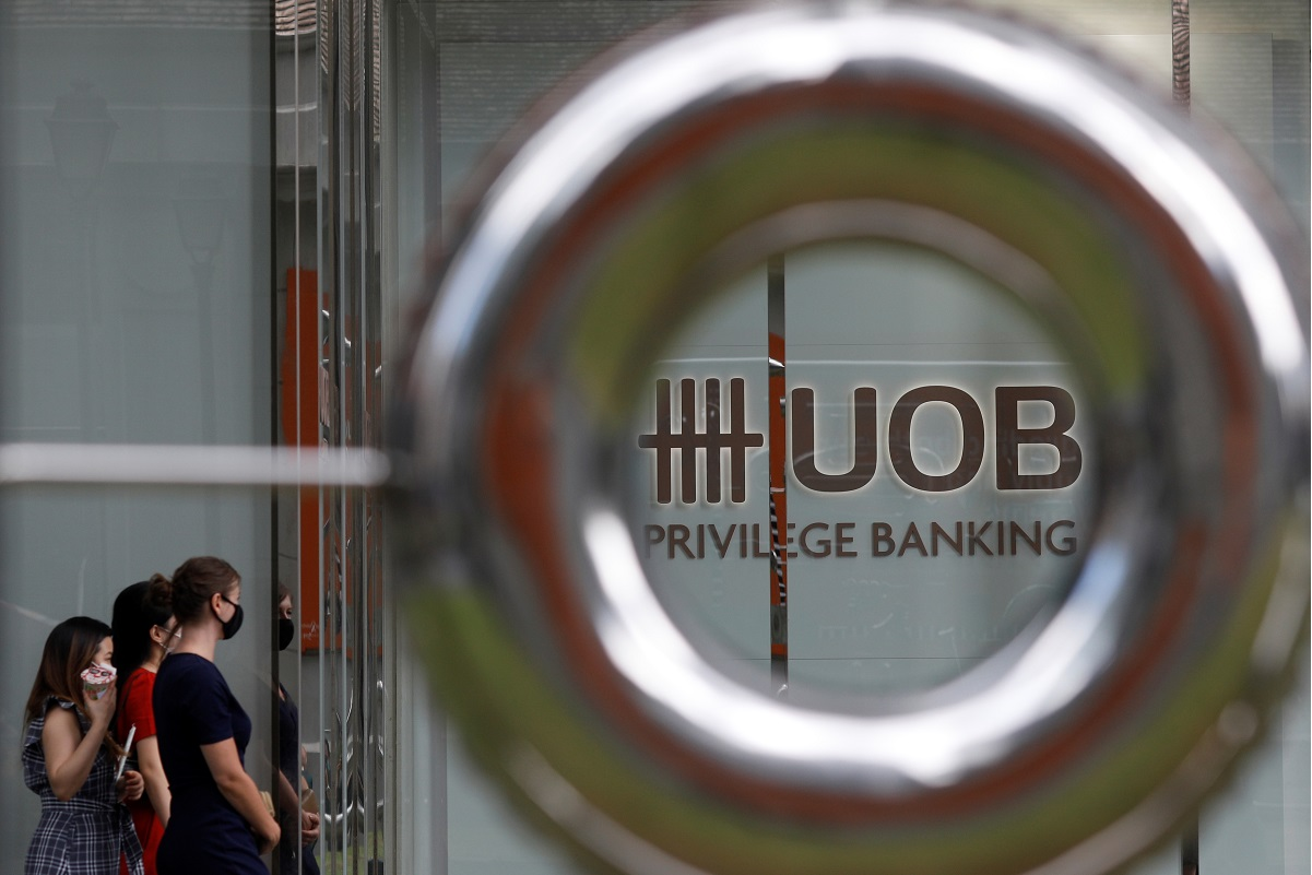 Singapore lender UOB to freeze hiring, pay on virus outlook