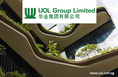 Hunt for yield zooms in on UOL Group