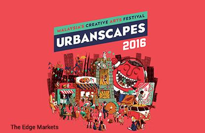 Arts: Urban arts attack