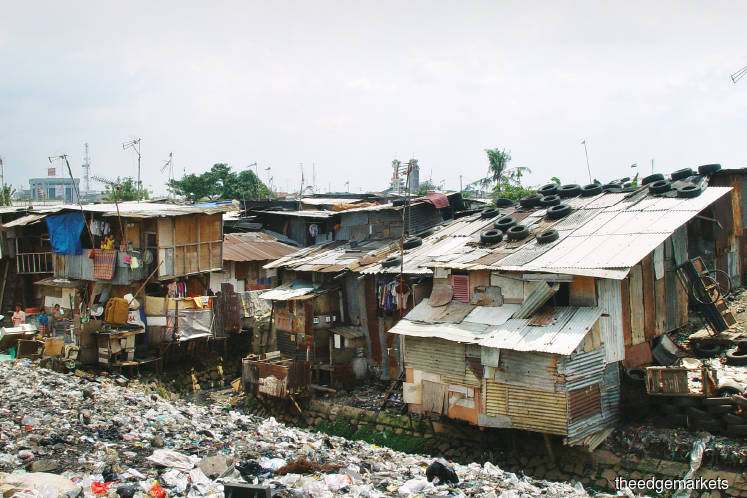 Helping the urban poor upgrade their slums