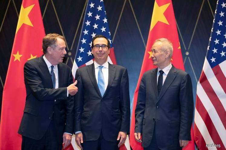 US, China trade meeting ends with sharp response to Trump