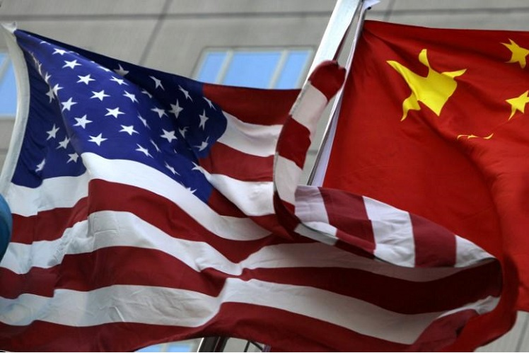 China strongly condemns US blacklisting dozens of its firms