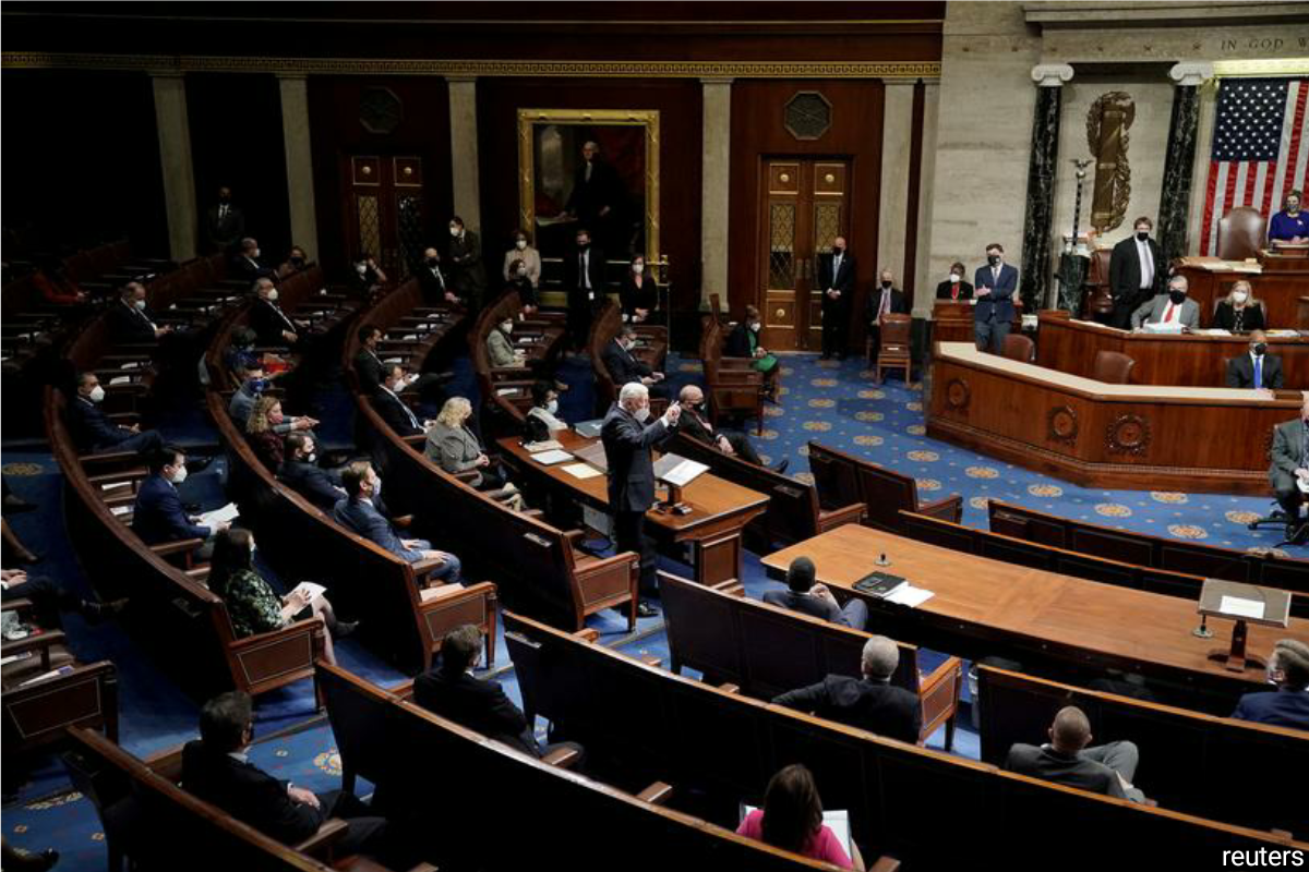 US Senate rejects Trump allies' objection to Arizona presidential election results