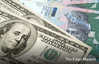 Ringgit hit by US interest rate sentiment