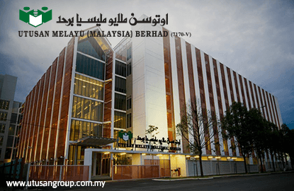 Utusan Melayu rises 33.65% with arrival of an institutional buyer