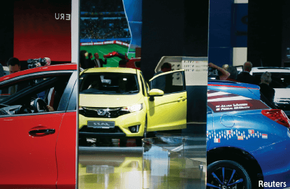 Malaysia's 2015 vehicle sales hit record high, says Malaysian Automotive Association