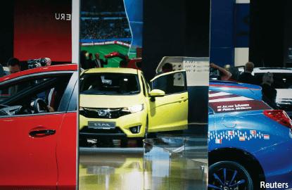 大马2015年汽车销量创新高