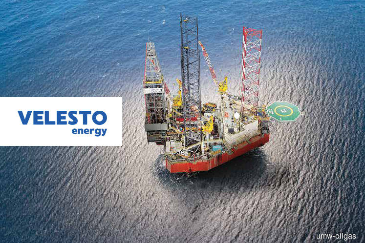 Velesto Energy says earnings improvement in 2H on track