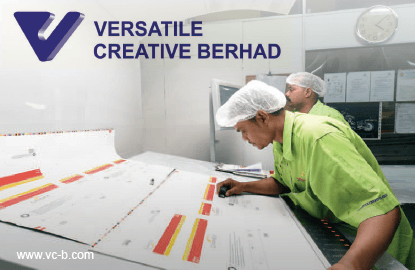 Versatile Creative sees 12.21% of its shares traded off market