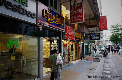 'Overzealous' clean-up of Brickfields scaring away customers, say shopkeepers