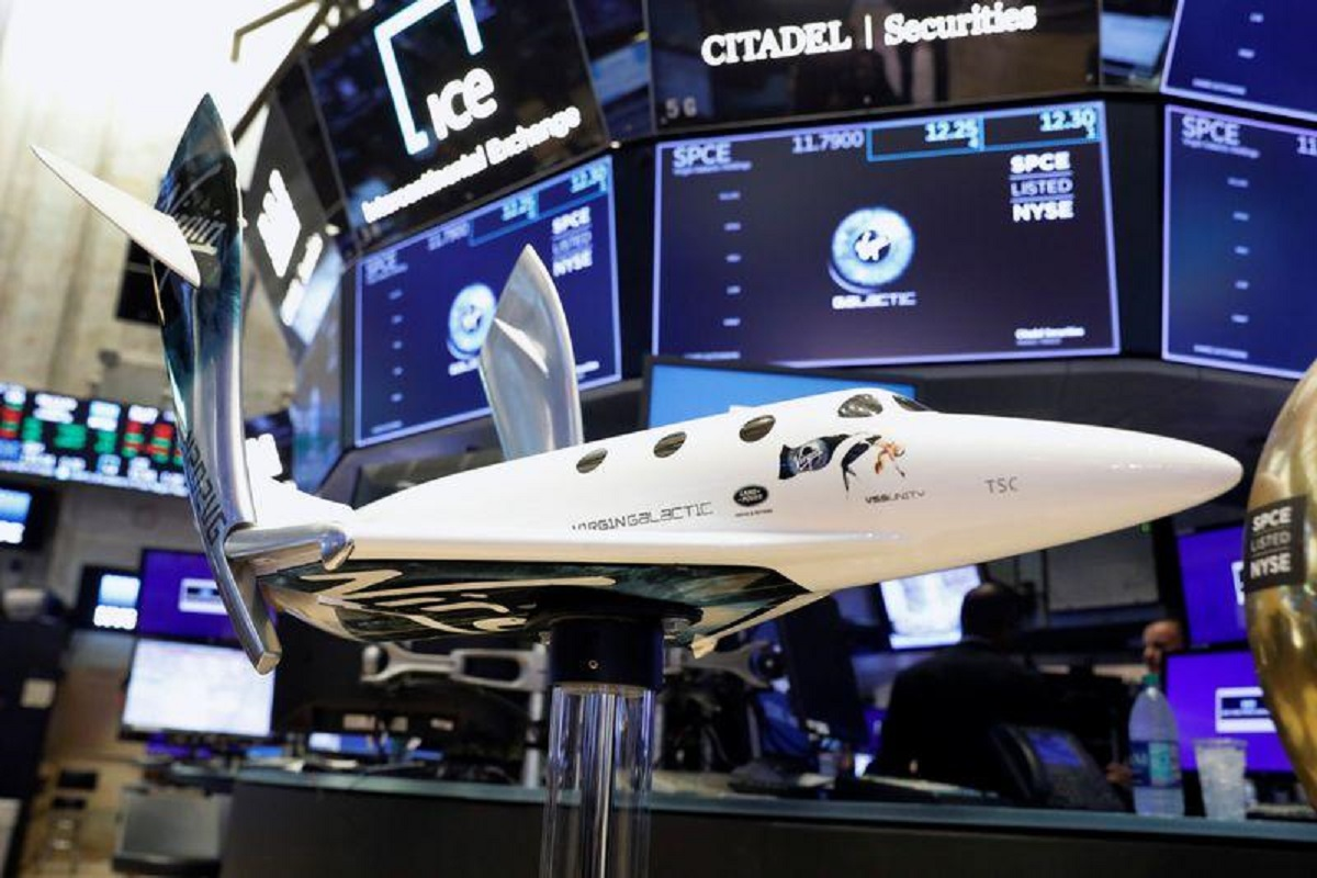 Virgin Galactic surges as FAA allows space flights to resume