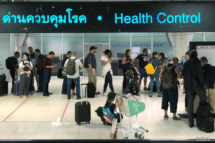 Thailand finds fourth coronavirus case ahead of Lunar New Year