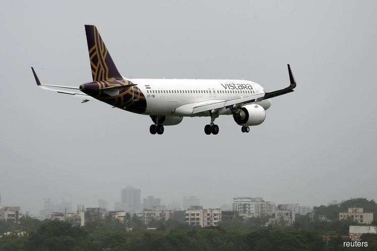 Indian airline Vistara to launch first international flights in August