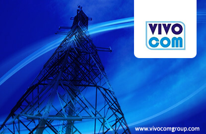 Vivocom active, gains 3.92% on bonus issue plan