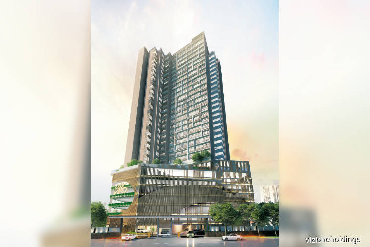 Vizione Holdings' 216 Residences 70% sold