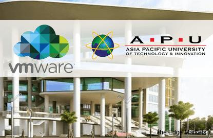 Vmware announces collaboration with Asia Pac Uni