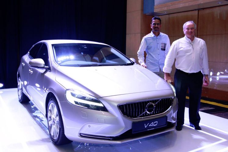 Volvo V40 facelift launched, T5 Inscription priced at RM180,888