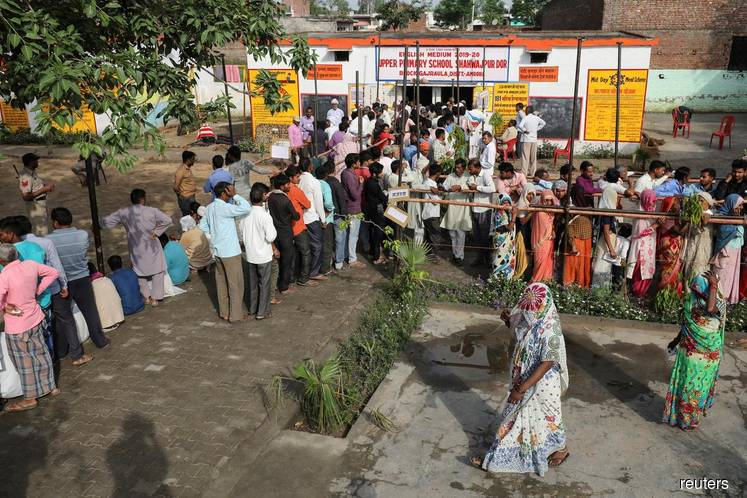 India: Voting ends in second phase of general elections