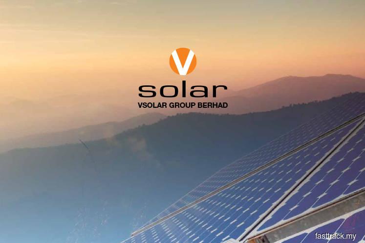 Credit Suisse emerges as Vsolar's major shareholder