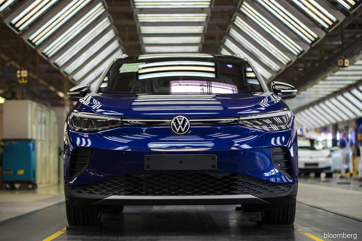 Containing Covid-19, Volkswagen expects strong rebound in 2021