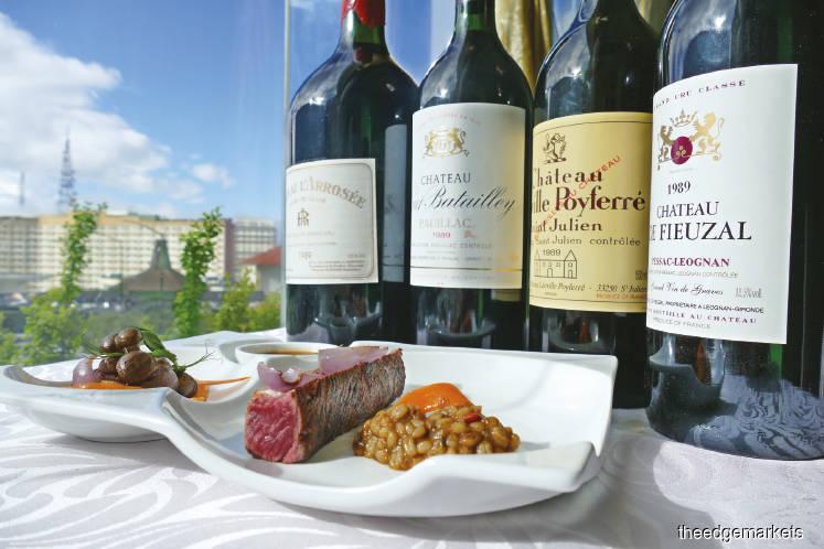 Wines: Drink like it is 1989 in Bordeaux