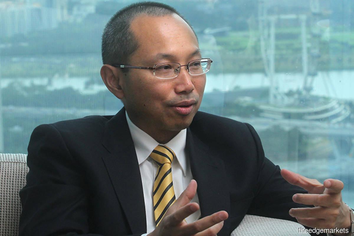 Tan Sri Abdul Wahid Omar (The Edge filepix)