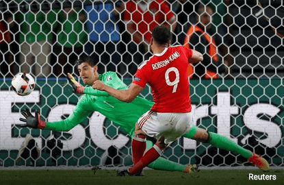 Soccer-Welsh underdogs revel in greatest night with Belgium win