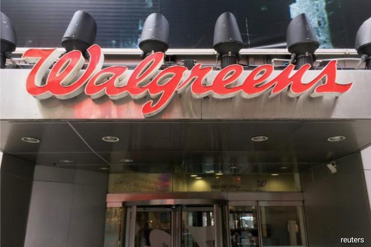 Walgreens same-day purchases made online or via its app will be packaged by store workers and then picked up by delivery drivers.