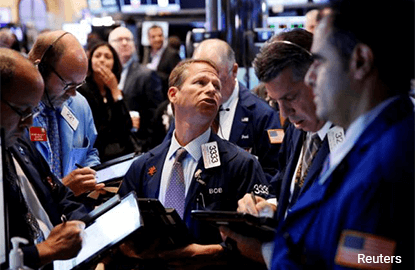 Wall St opens lower as energy, finance stocks weigh