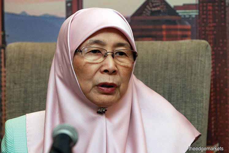 DPM Dr Wan Azizah's father dies