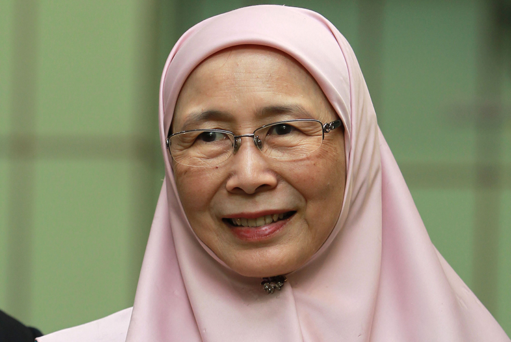 Govt mulls introducing Cyber Security Act — Dr Wan Azizah