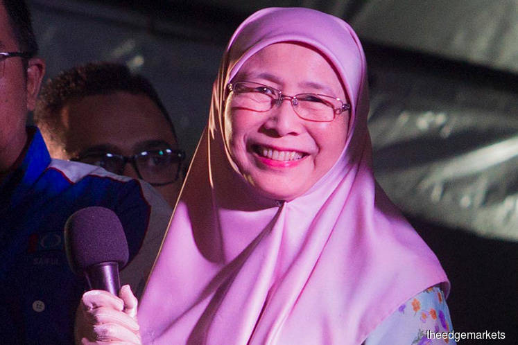 90 days maternity leave needed for mother-baby bonding — Wan Azizah