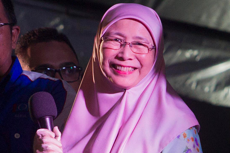 Cabinet did not discuss MH370 — Wan Azizah