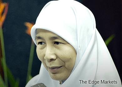 Wan Azizah accuses Najib of 1MDB 'cover up' in budget