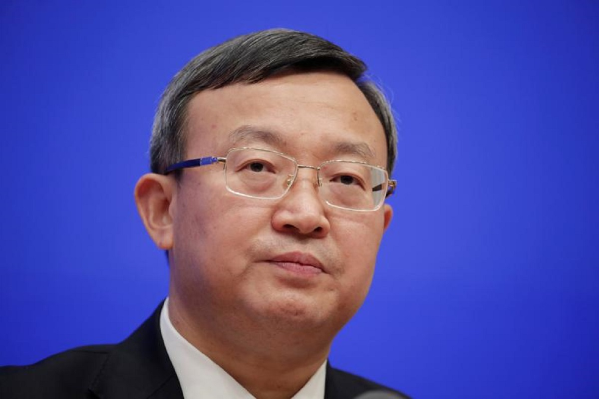 China's vice commerce minister Wang Shouwen (File photo by Reuters)