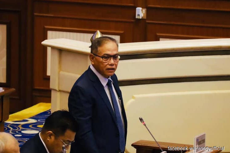 Pahang tables 2020 budget with RM4.13 mil in surplus